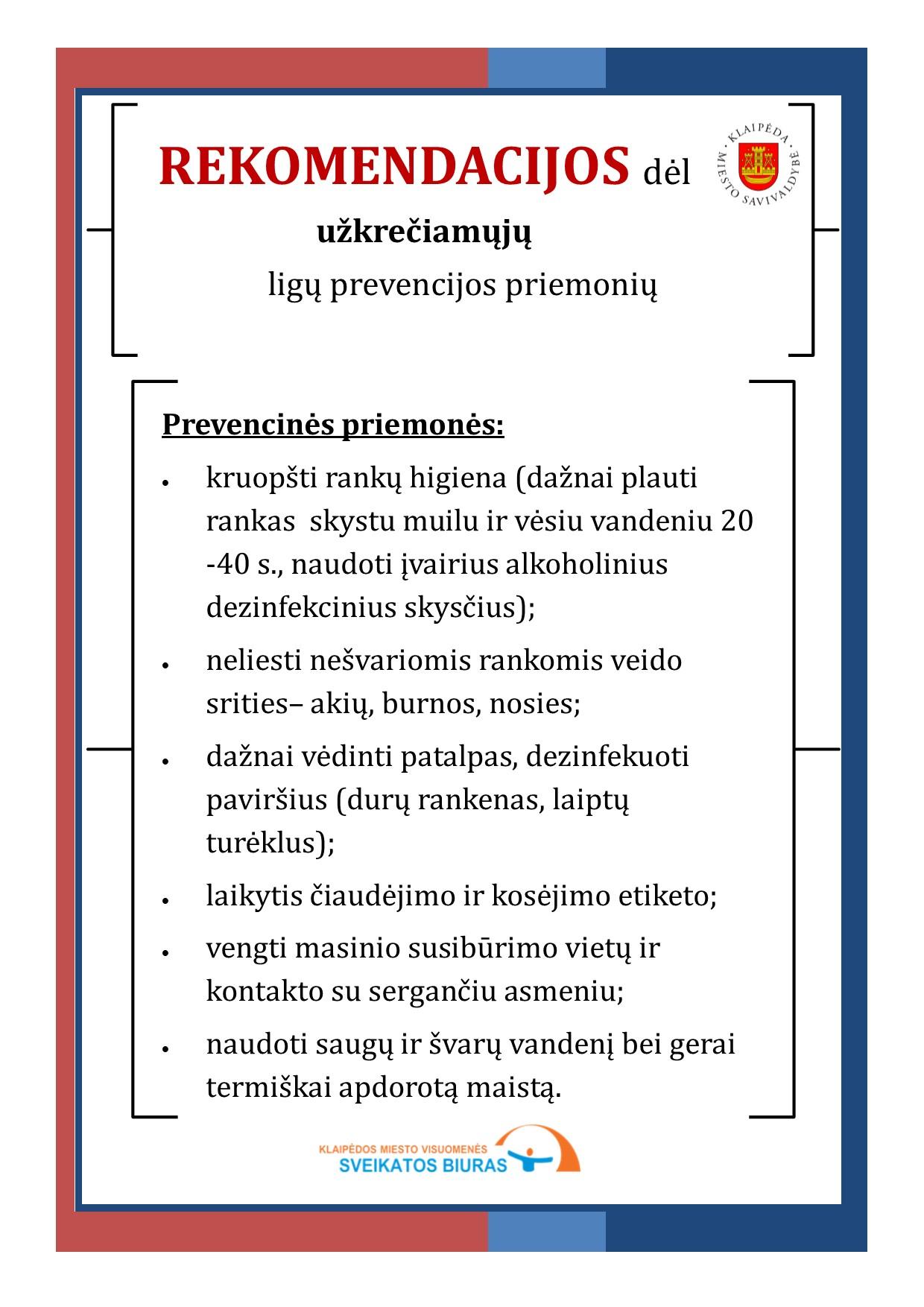 hipertenzijos prevencijos plakatas
